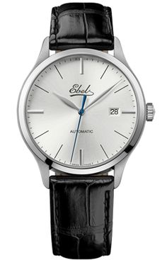 Ebel Classic 100 - I love the simplicity of this watch.