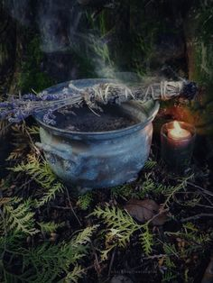 Smudging - Lavender has powers of protection and cleansing.