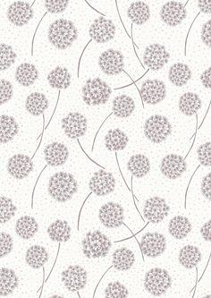 A59.6 Dark blush dandelions
