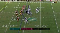 Carson Wentz scrambles and throws a beautiful pass to Zach Ertz for a 23 yard gain.  ______________________________________________  #CarsonWentz #ZachErtz #EaglesNation  #Eagles #FlyEaglesFly #GoEagles #PhiladelphiaEagles #Eagles #GoBirds #Philly #Philadelphia #WeBleedGreen #NFL #BirdGang #EaglesEverything #EaglesFootball