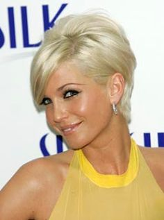 Short Hairstyles for Women Over 50 Fine Hair | Short Hair for Prom and Homecoming -- Photo gallery of gorgeous short ...