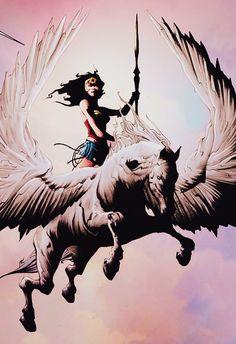 Batman/Superman: Wonder Woman - Jae Lee