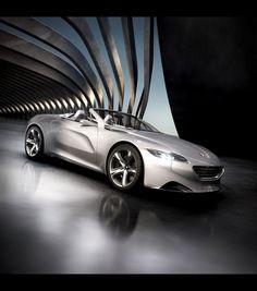 Peugeot SR1 Concept by NZo Automotive Design