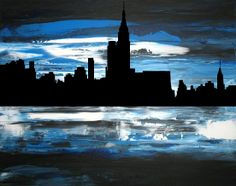 1031 Best Cities Images Abstract Art Acrylic Art Drawings