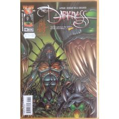 The Darkness Volume 2 #18 Top Cow Comic Book