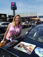NASCAR Race Mom: Morgan Farms and Joey Gase's Labor of Love