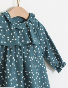 Space Stars Dress | Knot Kids