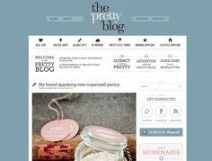 blog inspiration design