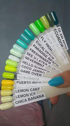 Gel Nails, Nail Polish, Nail Salon Decor, Indigo Nails, Vernis Semi Permanent, Cute Nails, Nail Colors, Nail Designs, Acrylics