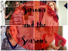 What I think about the different seasons - http://skysbookcorner.blogspot.ch/2016/07/simona-and-seasons.html #lbloggers #TheGirlGang