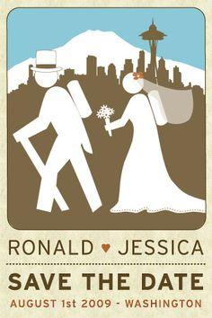 Ronald & Jessica: Save-The-Date