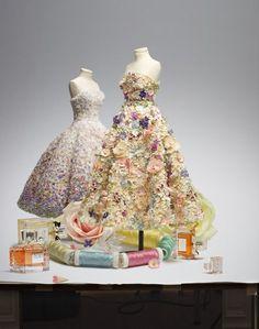 Le Petit Théâtre Dior   Miss Dior #DiorCouture #LePetitTheatre
