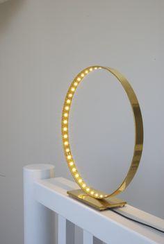 Lampada da tavolo a LED a luce diretta e indiretta MICRO PRESTIGE by Le Deun Luminaires
