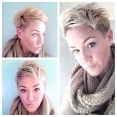 Wintertrend 2015: Zonnige blonde korte kapsels