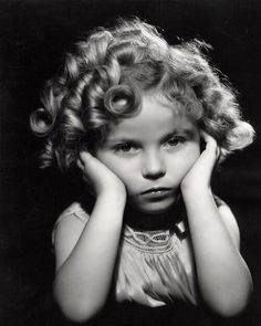 Shirley Temple 'Curly top'  Temple was the child star that mothers modelled their princesses on for generations.  Temple's mother, Gertrude, devised the ringlets to calm her daughter's frizzy hair in the humid California air. The fifty-four curls (as legend has it??) were set in pin-curls every night apart from Sundays when she would be given a conditioning rince of vinegar to remove the limescale buildup from the local water.  Gertrude was ambitious to create the next #marypickford – her…
