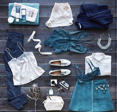 H&M clothes and accesories. 2015