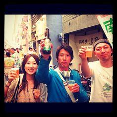 京都三条会商店街 - 中京区, 千本三条~堀川三条 - http://4sq.com/cNgJBb
