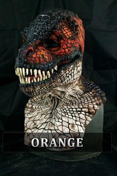 Professional Halloween Masks, Immortal Masks, Horror Masks, Silicone Masks, Prehistoric, Cosplay Costumes, Dinosaurs, Fictional Characters, Art