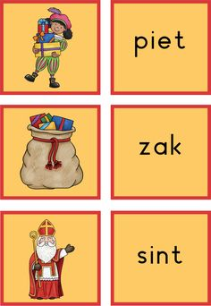 memorie sinterklaas woorden lezen Projects For Kids, Diy For Kids, Art Projects, Painting Activities, Activities For Kids, Steam Art, Saint Nicolas, Give It To Me, How To Find Out