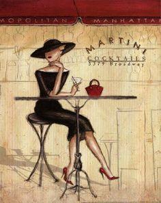 Коллекция картинок: Иллюстратор Andrea Laliberte