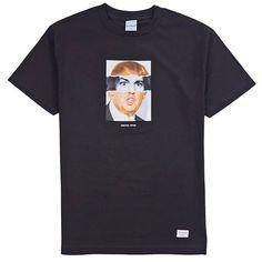 40s and Shorties American Psycho T-Shirt black