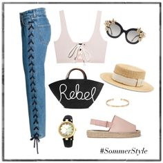 Chic Jeans Nude Outfit Style Fashion Look Celebrity Style Blog