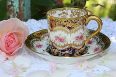 Hey, I found this really awesome Etsy listing at https://www.etsy.com/listing/467730564/paragon-star-exquisite-antique-demitasse