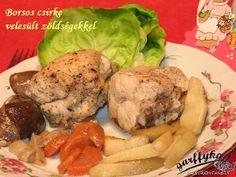 Garffyka: Sütőzacskós kalandok Meat, Chicken, Food, Essen, Meals, Yemek, Eten, Cubs