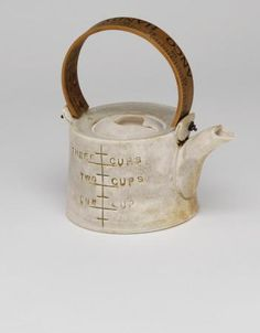 Made to Measure Teapot by chris Weaver
