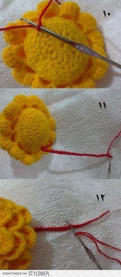 Stylowi.pl - Odkrywaj, kolekcjonuj, kupuj Lulu Love, Crochet Kitchen, Animal Crafts, Crochet Accessories, Crochet Animals, Irish Crochet, Easter Crafts, Pin Cushions, Crochet Flowers