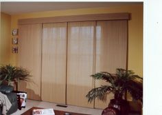 Shop for Horizons Window Fashions and Horizons Natural Shades Elance Sliding Panels in a wide array of fashion colors and sizes. Sliding Glass Door, Sliding Doors, Glass Doors, Window Coverings, Window Treatments, Panel Blinds, Woven Wood Shades, Sliding Panels, Window Styles