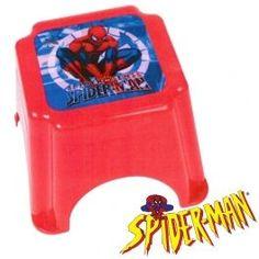 Tabouret Enfant Spiderman - MisterDiscount