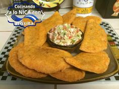 Enchiladas. Nicaraguan Food, Enchiladas, Guacamole, Food And Drink, Mexican, Snacks, Breakfast, Ethnic Recipes, Recipes