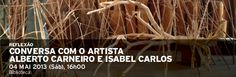Conversa e Cinema em torno da obra de Alberto Carneiro no Serralves