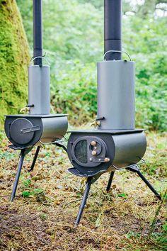 7_Portable wood-stove