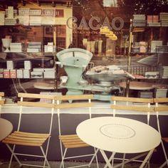 vintage, storefront, cacao, atlanta, ga.