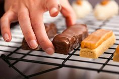 Make homemade Twix bars with this foolproof recipe.