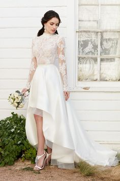 Martina Liana Wedding Dresses Fall 2016 Collection