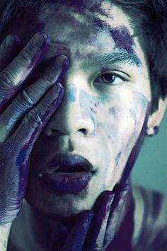 Purple Wash