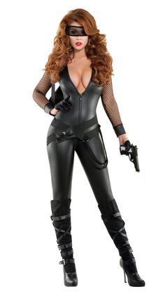 21bf28253d5 Starline Bankrobber Babe Costume Women s Costume - Nastassy Group Halloween  Costumes