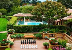 La Playa Hotel, Carmel, California
