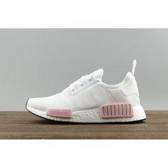 rosa vita adidas skor