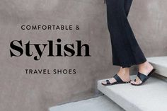 If you want travel walking shoes that are comfortable AND stylish, this roundup of the best travel shoes is for you! Flats, sandals and sneakers for women included. Smash Book, Slimming World, Hotel Sheraton, Greys Anatomy Br, Travel Outfit Spring, Travel Photographie, Bff, Lunch Boxe, Packing List For Travel