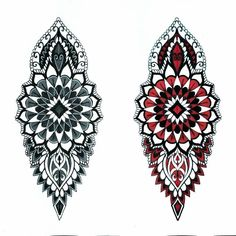 Mandalax2 #mandala #mandalatattoo #tattoodesign #art #artwork #instapic #instaart #instagram #instadaily #tattoos #geometric #gdansk #trojmiasto #tattooartist #like4like #dual #mix #artist #instagallery