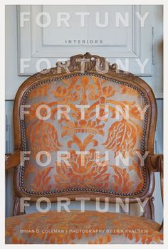 Fortuny Interiors by Brian D. Coleman | #gifts  | $75.00 |