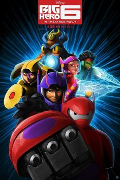 Big Hero 6 Full Movie Online 2014
