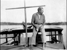 Hemingway and His Boat: The Story of Pilar