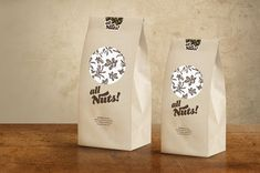 all Nuts! on Packaging of the World - Creative Package Design Gallery