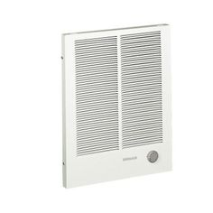 Home Depot Electric Wall Heaters 2,000-watt clip-n-fit small room wall heater, northern white