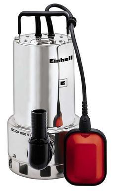 Einhell Pompa ad immersione per acque sporche GC-DP 1020 N watt.